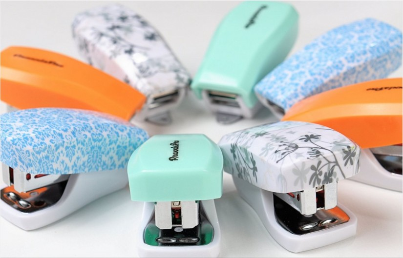 Solid and dependable staplers