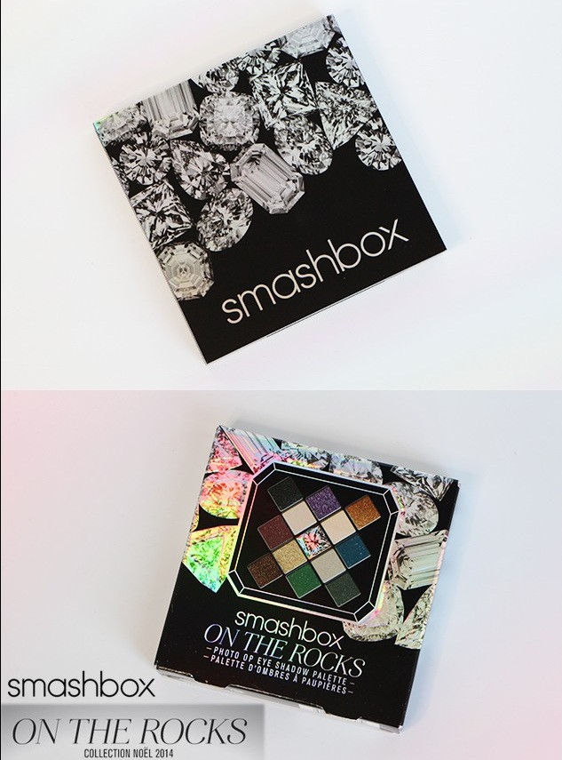 Smashbox On The Rocks for Christmas