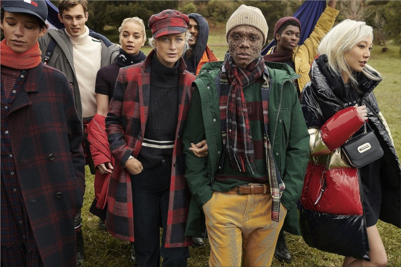 Tommy Hilfiger Fall 2020 TOMMY ICONS collection