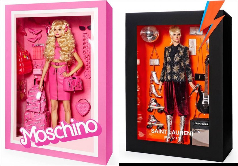 Vogue Fashion Dolls - haute couture collection