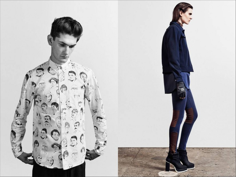 Wood Wood collection autumn - winter 2014