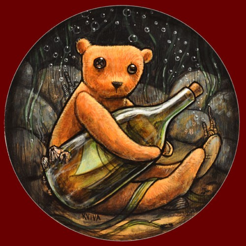 Kelly Vivanco, Bear Waits