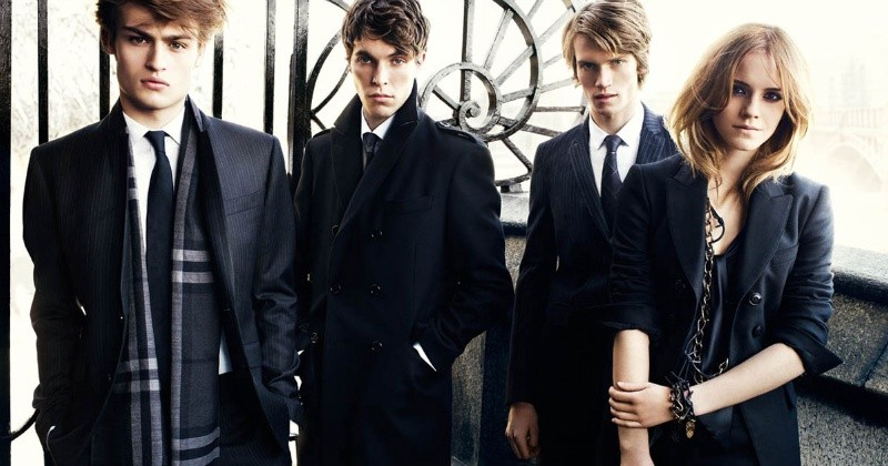 Burberry fall-winter 2009/2010 ad campaign