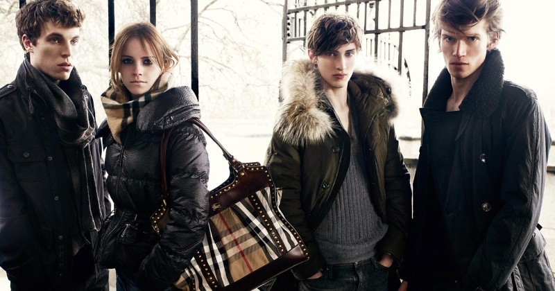 Burberry fall-winter 2009/2010 ad campaign -11