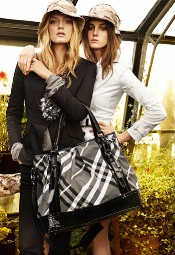 Burberry spring09 ad