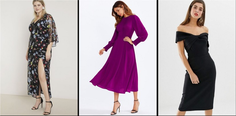 Elegant dresses to wear this fall