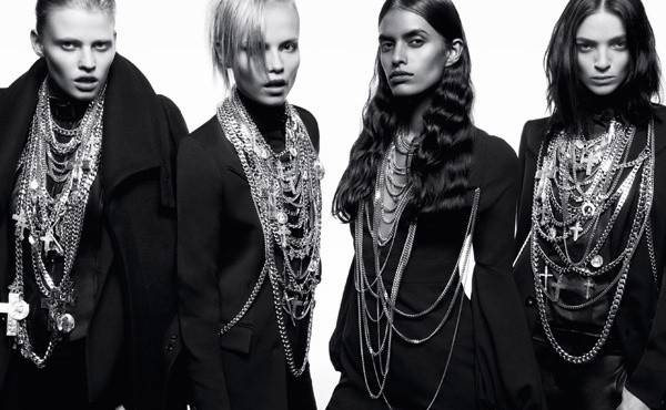 Givenchy fall ad campaign