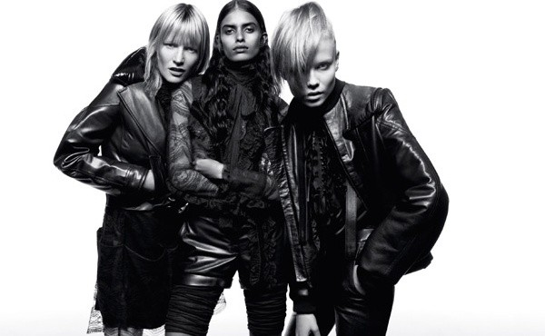 Givenchy fall'08 ad campaign