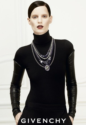 Givenchy jewelry ad