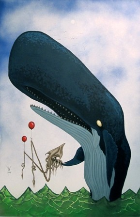 Joe Vollan Whale