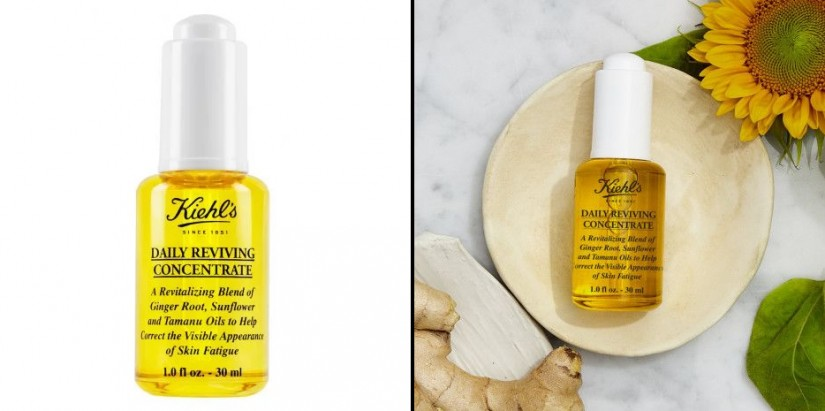 Kiehl's -  Daily Reviving Face Oil