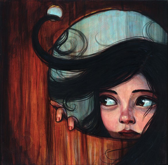 Kelly Vivanco, Knot Hole