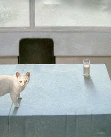 Kuang, Cat in the room