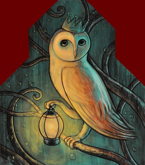 Kelly Vivanco,  Lantern Owl