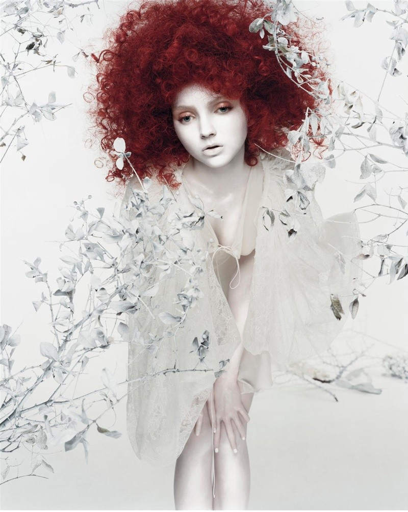 Lily Cole - Solve Sundsbo