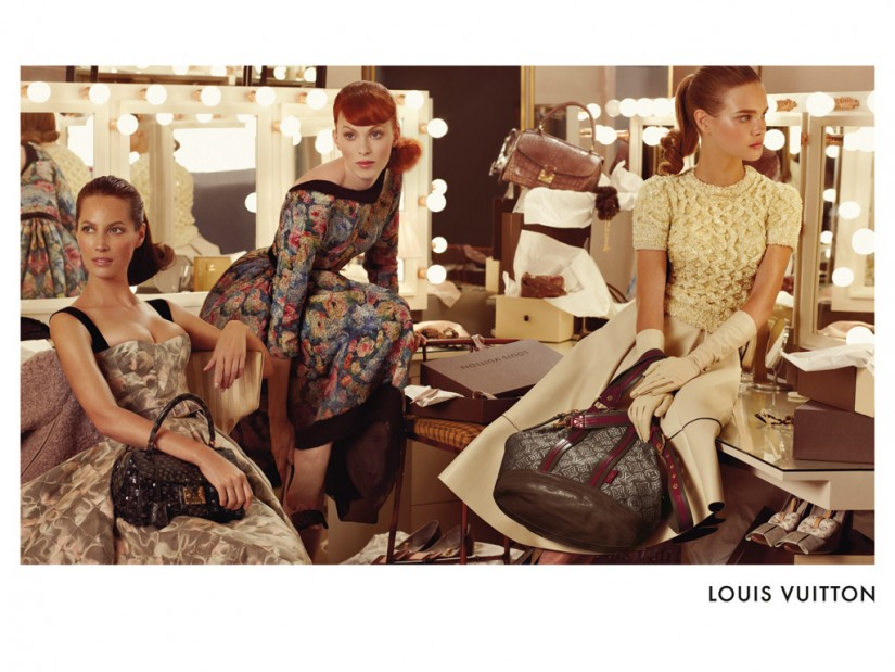 Louis Vuitton fw 2010/2011 campaign