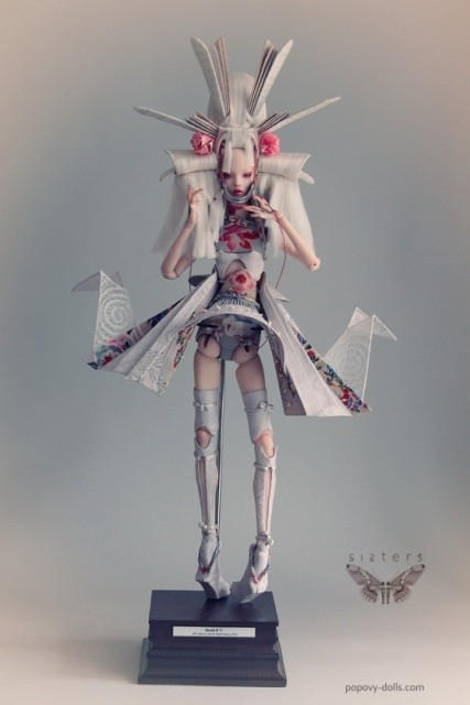Popovy Dolls, BJD exclusive