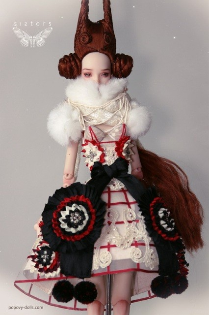 Popovy Dolls, BJD series, Summer