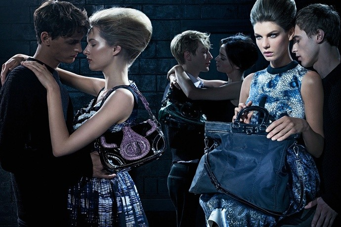 Prada fall2010 ad campaign womenswear 08