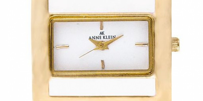 Bangle-style watch