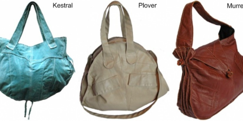 Ashley Watson Recycled Leather Bags