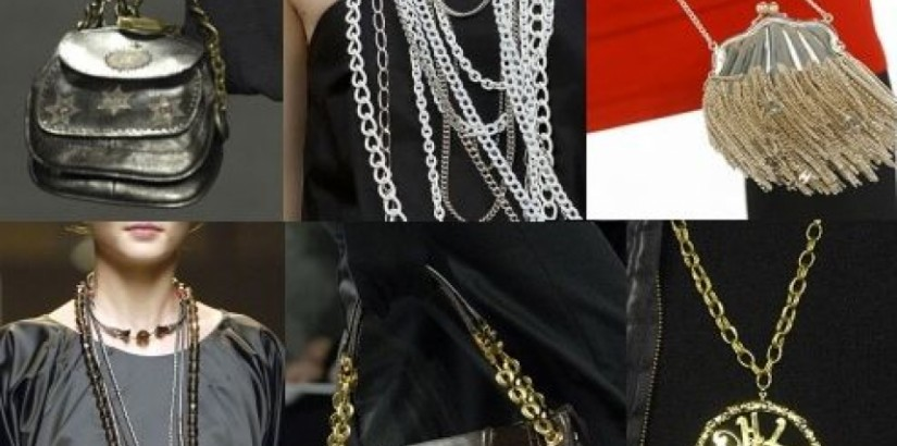 Fall trend: chain details