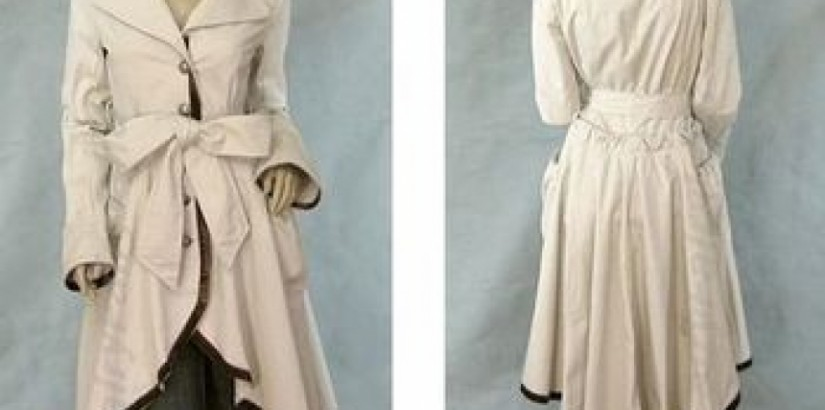 flare trench