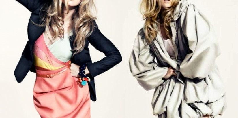 H&M spring/summer 2009 collection