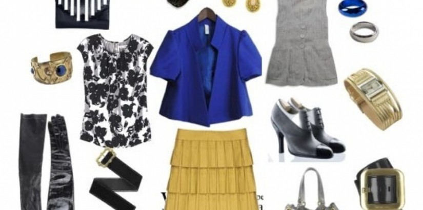 Outfit clash diva