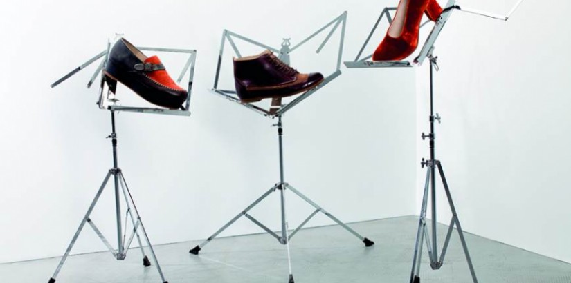Deux Souliers ad campaign AW 2012