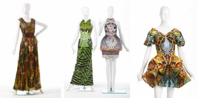 Phoenix Art Museum - Digital Print Fashion