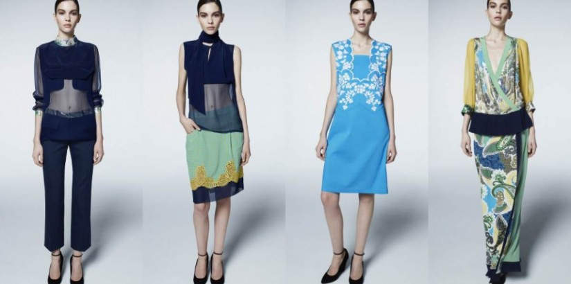 Vilshenko spring-summer 2013 collection