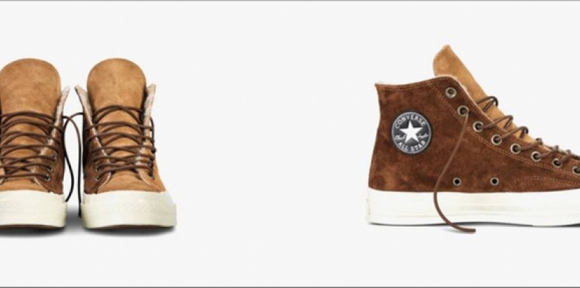 Converse + Missoni winter 2014 collection