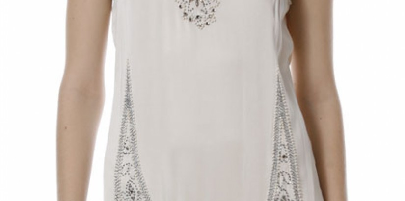 Gatsby Sleeveless Top