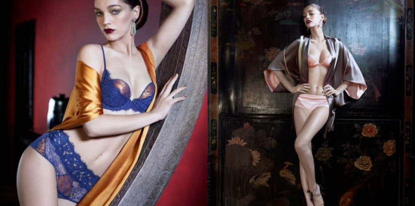 Oriental Suite the fall winter 2012 collection