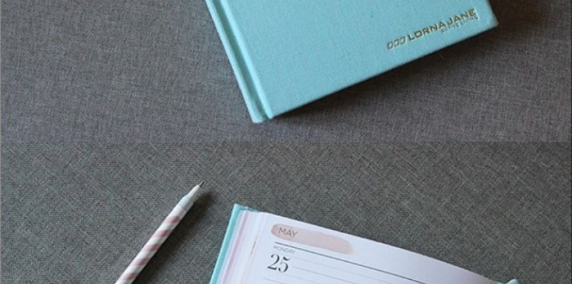 The new Lorna Jane MNB Diary for 2015