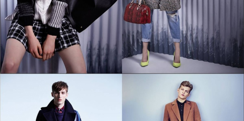 River Island Fall-Winter collection