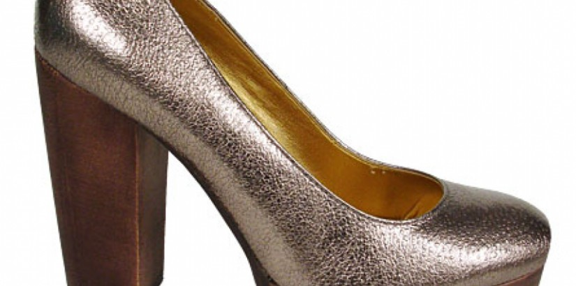 Wood Platform Pumps