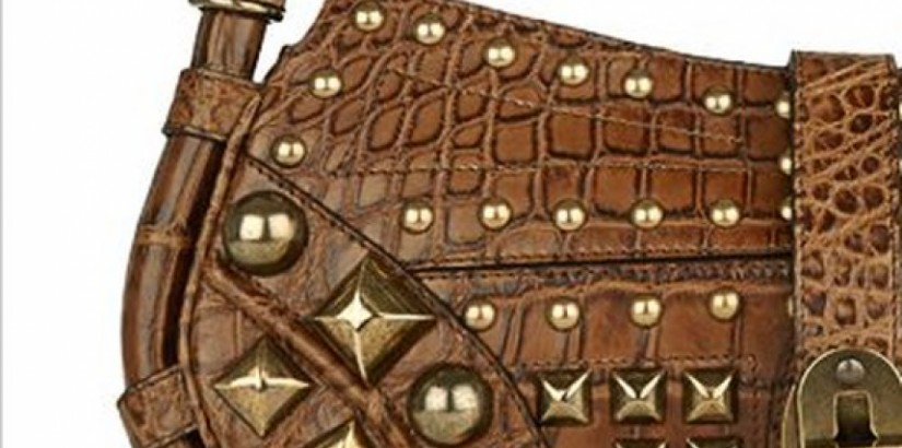 Alligator Leather Bag