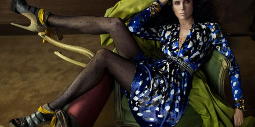 Jennifer Connelly - Balenciaga fashion ad