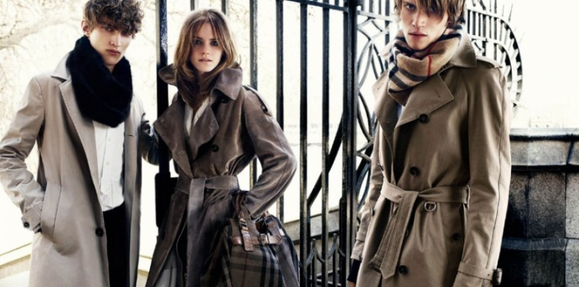 Burberry fall-winter 2009/2010 ad campaign -01