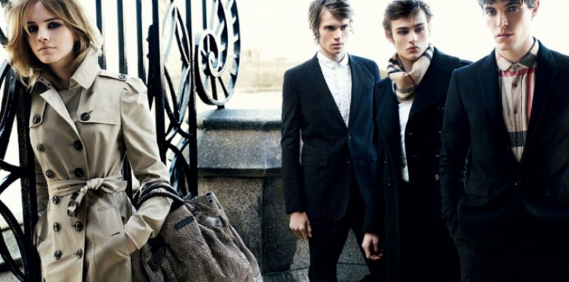 Burberry fall-winter 2009/2010 ad campaign -02