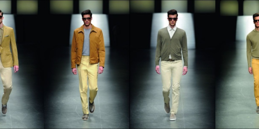 Canali fashion collection