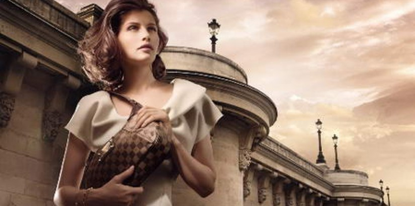 Laetitia Louis Vuitton 2008 ad