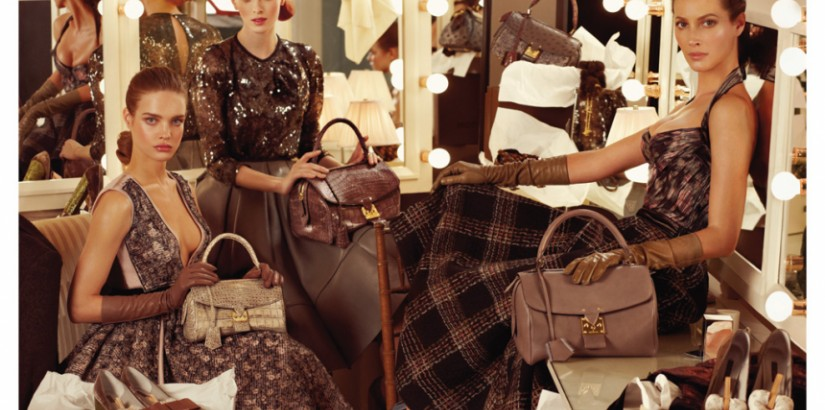 Louis Vuitton fall 2010 advertising