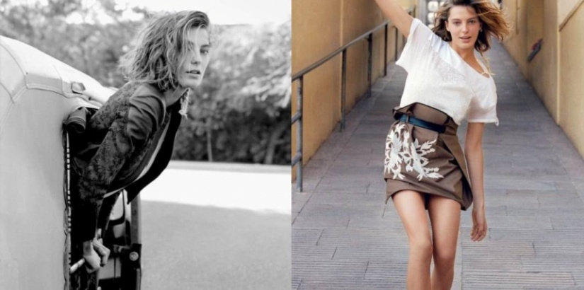Daria Werbowy photographed by Cass Bird for Maiyet ss 2013