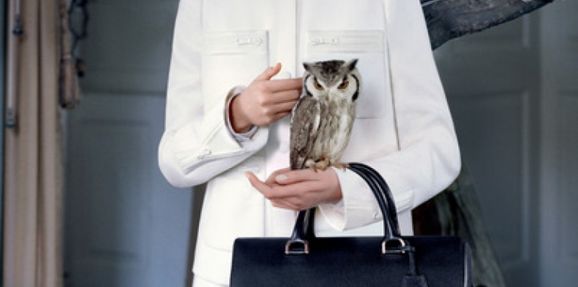 Cara Delevingne for Mulberry FW 2013 by Tim Walker