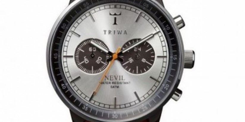 Triwa wristwatch