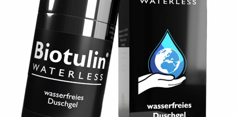 Biotulin Waterless shower gel