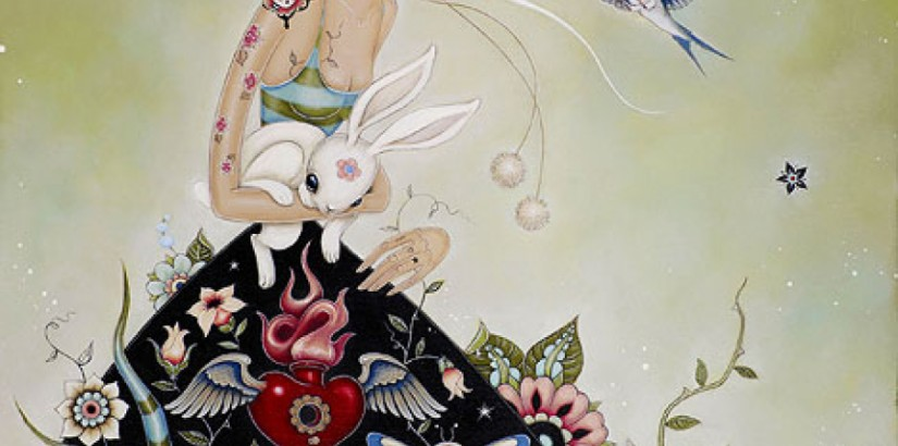 Caia Koopman, The White Rabbit
